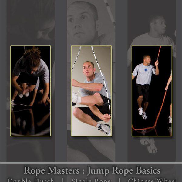 Jump Rope Basics DVD