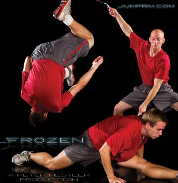 Frozen Jump Rope DVD