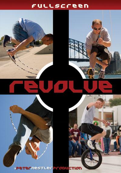 Revolve Jump Rope DVD